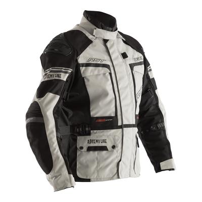 RST Pro Series Adventure 3 CE Textile Jacket - Silver / Black