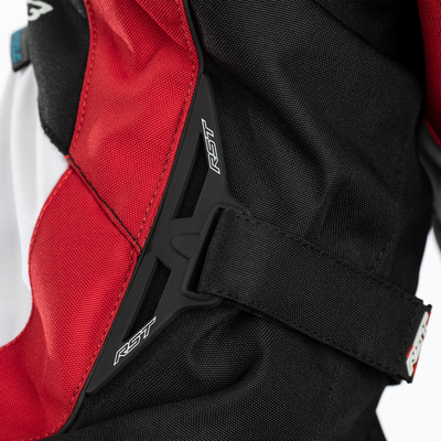 RST Tractech Evo 3 Textile Jacket - Red