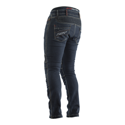 RST Tech Pro CE Aramid Jeans - Dark Wash Blue