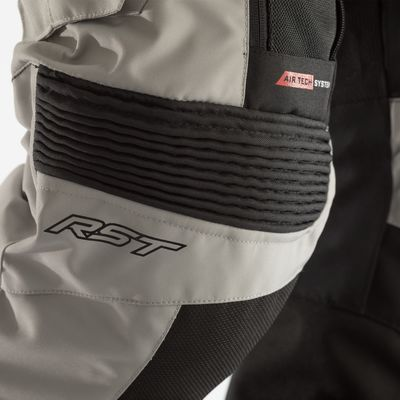 RST Pro Series Adventure 3 CE Trousers - Silver / Black