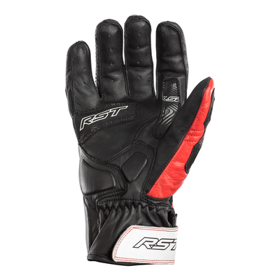RST Stunt 3 CE Gloves - Red