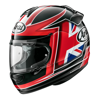 Arai Debut Flag - Union Jack | Arai Helmets at Two Wheel Centre