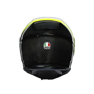 AGV Sport Modular - Ray - Carbon / White / Fluo Yellow