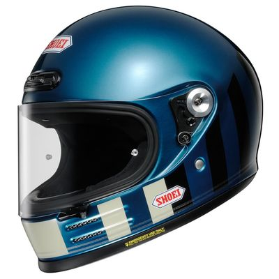 Shoei Glamster - Resurrection TC-2 | Shoei Glamster Helmet Collection available at Two Wheel Centre