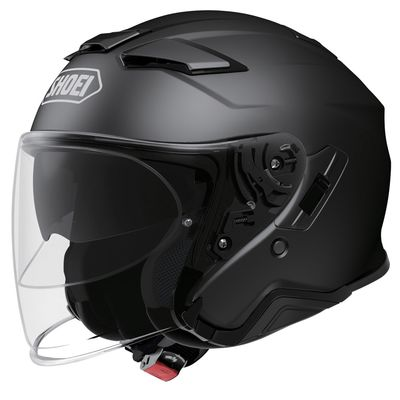 Shoei J-Cruise 2 Premium Open Face Helmet | Shoei Premium Helmets at Two Wheel Centre