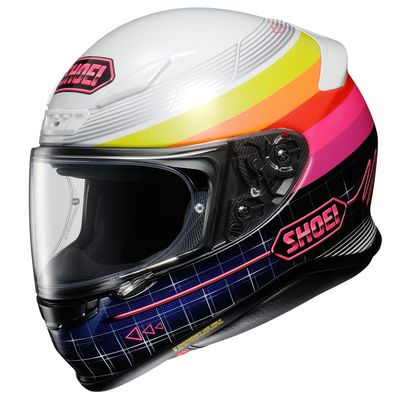 Shoei NXR Zork TC-7