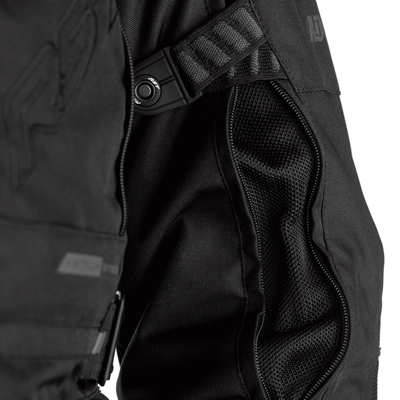 RST Pro Series Adventure-X CE Airbag Textile Jacket - Black