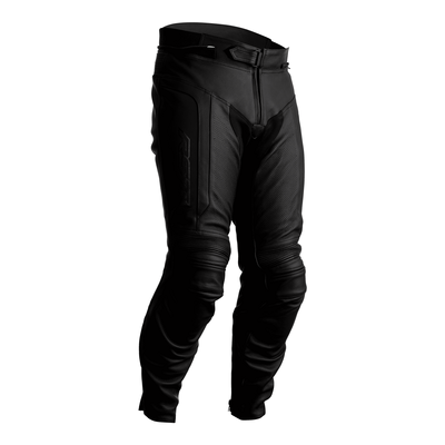 RST Axis Leather Jeans - Black