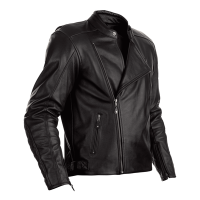 RST Matlock Leather Jacket - Black