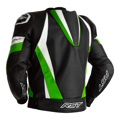 RST Tractech Evo 4 Jacket - Black / Green / White