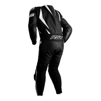 RST Tractech Evo 4 Leather Suit - Black / White