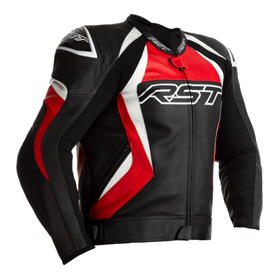 RST Tractech Evo 4 Jacket - Black / Red / White