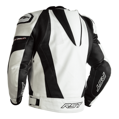 RST Tractech Evo 4 Jacket - White / Black