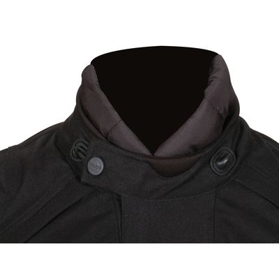 Weise Outlast Frontier Laminated Textile Jacket - Black