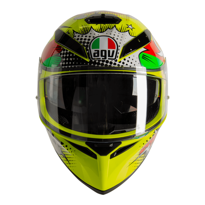 AGV K3 SV S Wow | AGV Helmets available from Two Wheel Centre