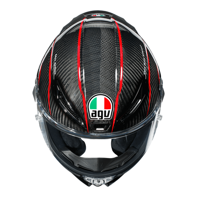 AGV Pista GP-RR Performance Carbon / Red | AGV Helmet Collection | Free UK Delivery