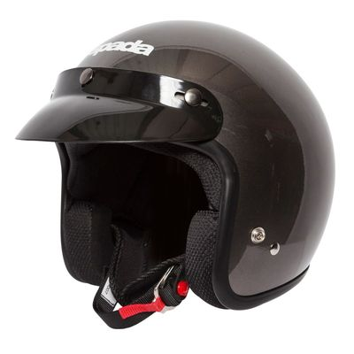 Spada Open Face Helmets Anthracite