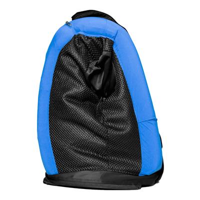 RST Sabre CE Airbag Textile Jacket - Black/White/Blue