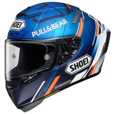 Shoei X-Spirit 3 Alex Marquez AM73 TC2