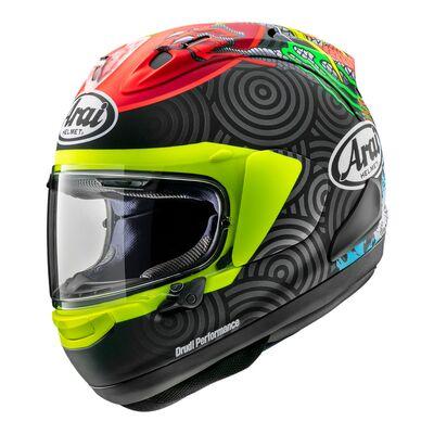 Arai RX-7V Tatsuki | Arai Helmets at Two Wheel Centre