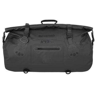 Oxford Aqua T50 All-Weather Roll Bag - Black