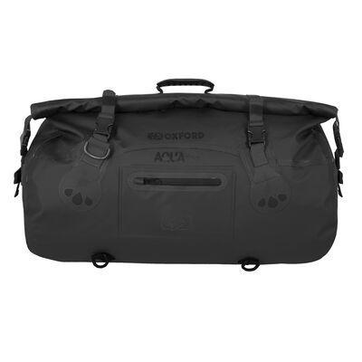 Oxford Aqua T70 All-Weather Roll Bag - Black