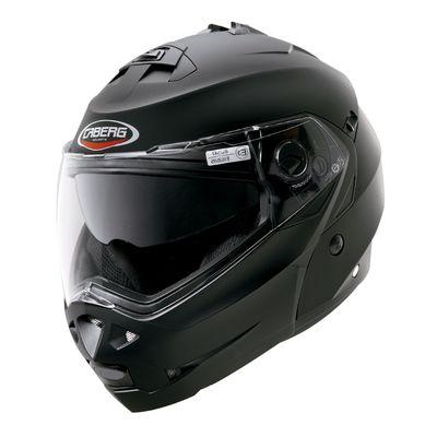 Caberg Duke Flip Front Helmet Matt Black
