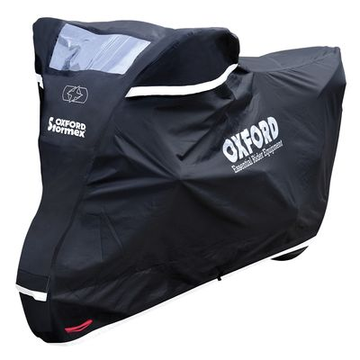 Oxford Stormex waterproof & lined motorcycle cover