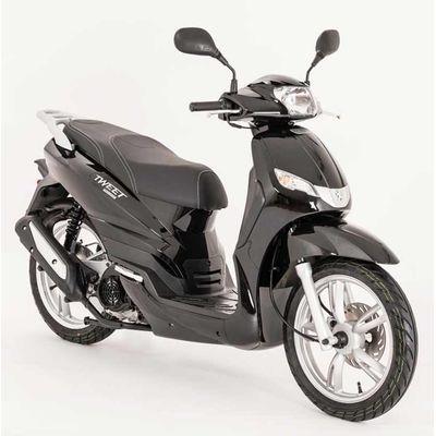 Peugeot Tweet 50cc scooter black