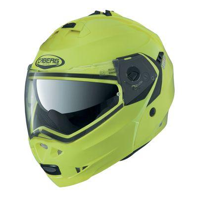 Caberg Duke Hi Viz Flip Front Helmet