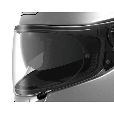 Shoei GT Air Light Silver motorcycle helmet
