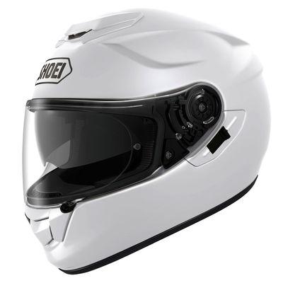 Shoei GT Air White motorcycle helmet