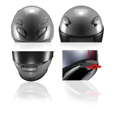 Shoei XR1100 Ventilation