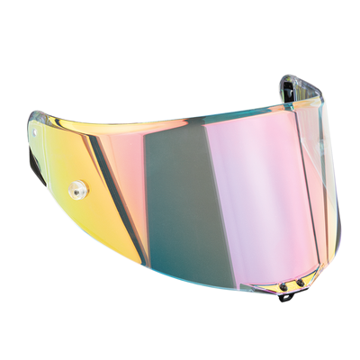 Genuine AGV Iridium Rainbow Mirror Visor