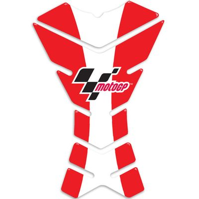 MotoGP Tank Protector Sic Red/White