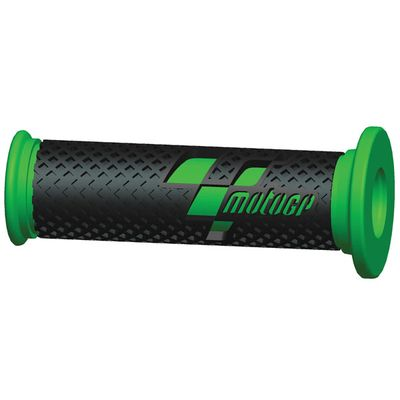 Motogp Competition Grips Black/Green