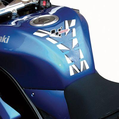 Motogp Tank Pad Blue
