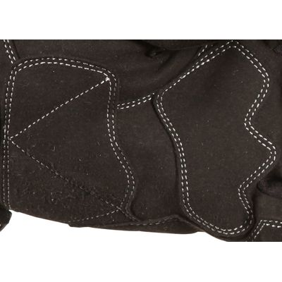 Buffalo Jade Gloves Black