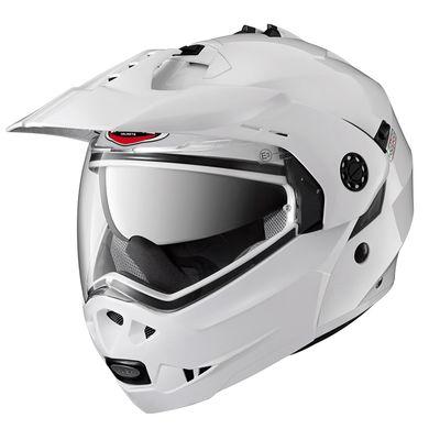 Caberg Tourmax ADV Enduro Helmet White