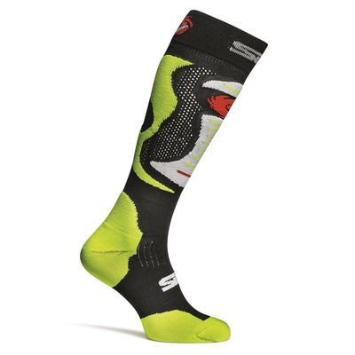 Sidi Boots Faenza Socks Yellow