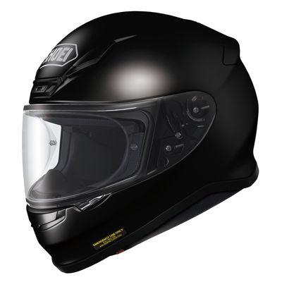 Shoei NXR Black Helmet