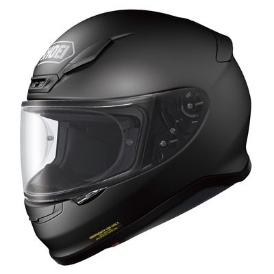 Shoei NXR Matt Black Helmet