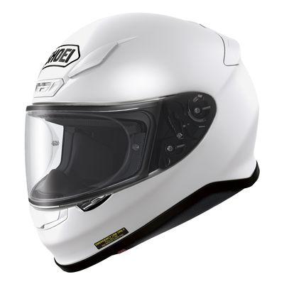Shoei NXR White Helmet