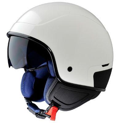 Piaggio PJ1 Open Face Helmet White