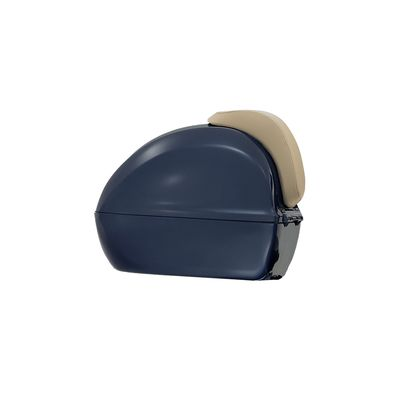 Vespa Blue Midnight Top Box Kit