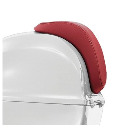 Vespa Primavera Backrest Pad Red
