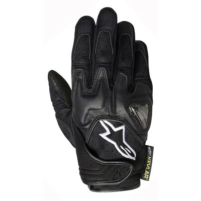Alpinestars Scheme Kevlar Gloves Black