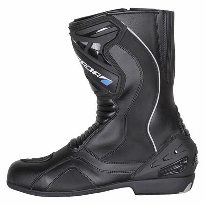 Spada Aurora Boots Black Front View
