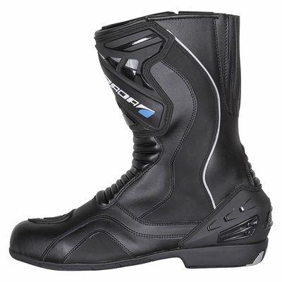 Spada Aurora Boots Black Front View