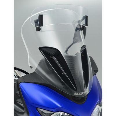 Suzuki V-Strom 650 ABS Vario Touring Screen